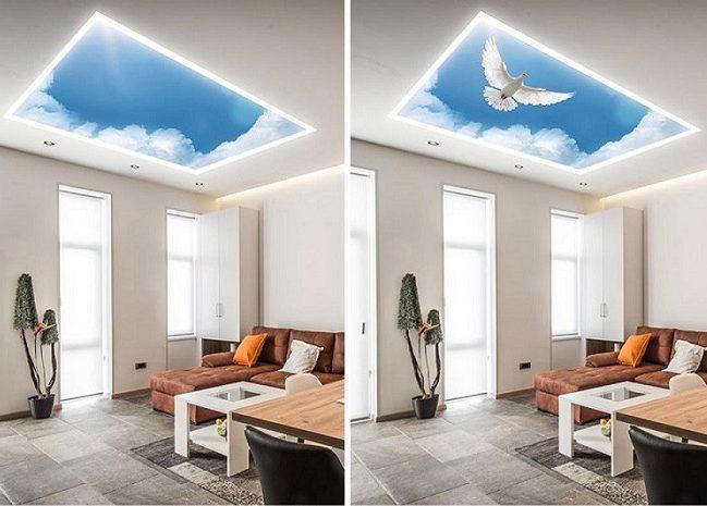 Потолок дабл вижн купить в Киеве