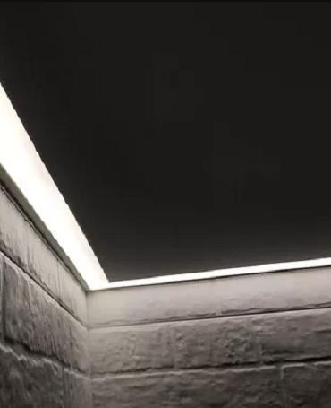 Контурный потолок заказать Киев