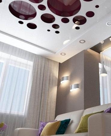 Перфорированный потолок заказать в Киеве