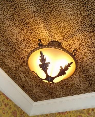 фактурный потолок киев